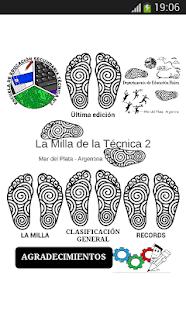La Milla de la Técnica2 - náhled