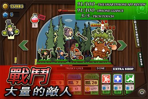 Tap Heroes 點擊英雄 — RPG連續點擊英雄