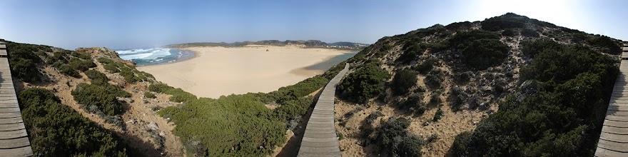 Photo: Portugal, Algarve, Praia da Bodeira