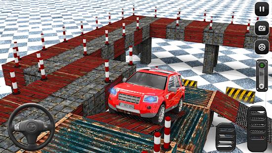 Luxury Prado Car Parking Challenge APK image thumbnail 4