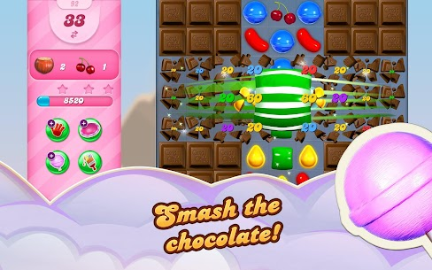 Candy Crush Saga MOD (Unlimited Lives/Levels Open) 9