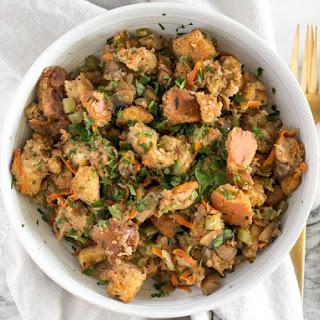 Savory Vegetable Stuffing Recipe