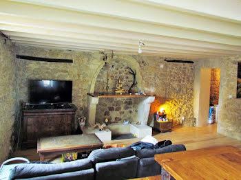 maison à Saint-Macaire (33)