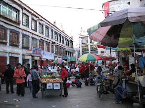 Photo: Street near our hotel