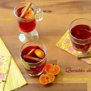 (Brazilian Mulled Wine)