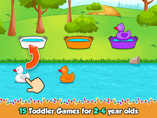Baby Games for 2,3,4 year old toddlers screenshot 15