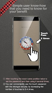 Watch password – Easy & strong Touch lock screen App Download for Android 8