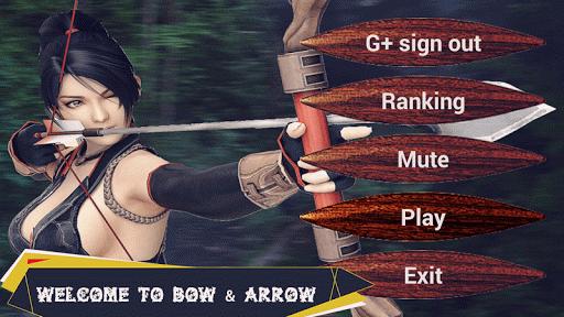 Bow and Arrow - Archery Master