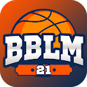 Basketball Legacy Manager 21 icon