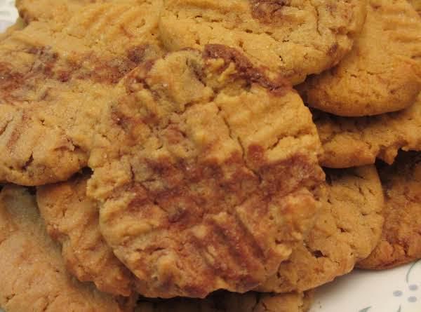 Peanut Butter Nutella Swirl Cookies Recipe
