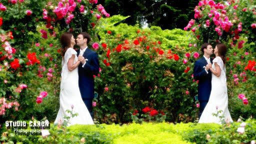 Mariage : portrait de couple