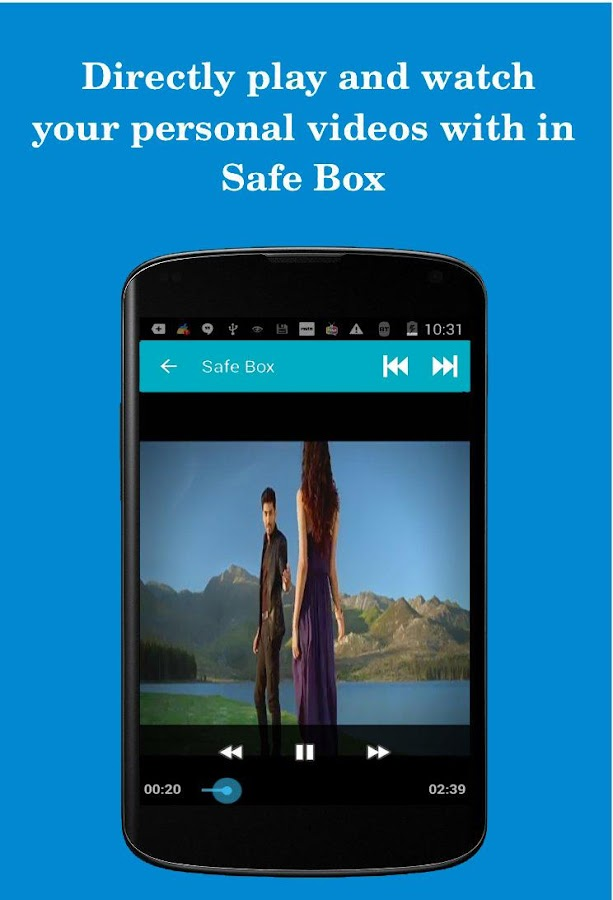 Safe Box - Hide Photos Videos- screenshot