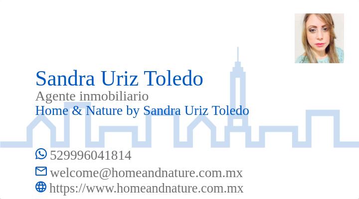 BusinessCard of Sandra Uriz Toledo