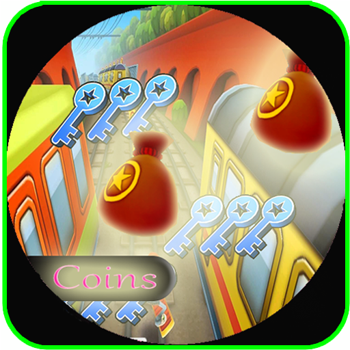Cheats coins for Subway Surfer