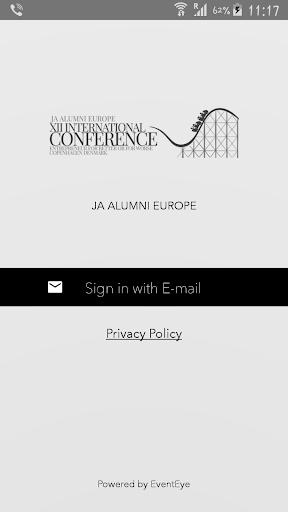 JA Alumni Europe XII