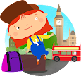 Doctor McWheelie: Trip to London - animated book apk