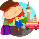 Doctor McWheelie: Trip to London - animated book APK