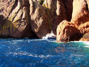 Photo: #023-La réserve de Scandola en Corse, classée au Patrimoine mondial de l'Unesco.