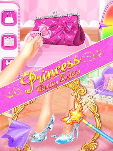 免費下載休閒APP|Princess Party Salon-Girl Game app開箱文|APP開箱王