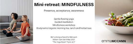 Mindfulness mini-retreat