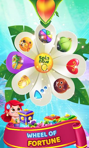 Flower Games - Bubble Shooter 3.7 screenshots 5