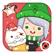 App Icon for Miga Town: My Pets App in Hong Kong Play Store