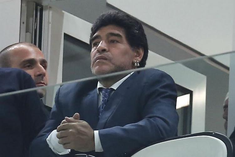 Pour Maradona, Messi n'était le pas le meilleur joueur du Mondial