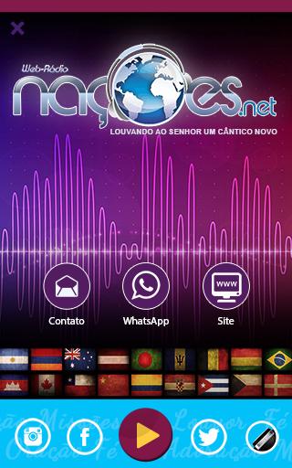 Web Rádio Nações
