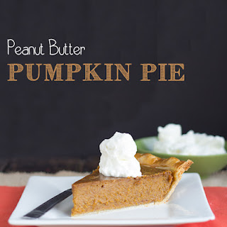 Peanut Butter Pumpkin Pie