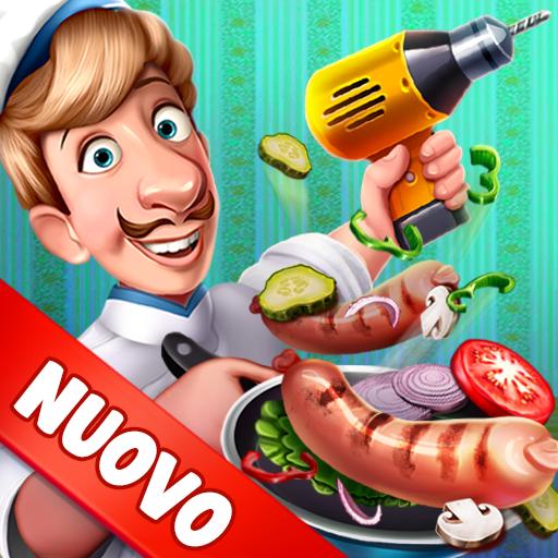 Cooking Team - Giochi Del Ristorante Di Chef Roger