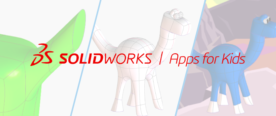 An Educator's Overview of SOLIDWORKS Apps for Kids in the Classroom
