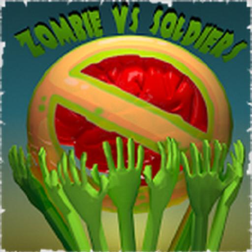 Soldiers vs Zombie ! 策略 App LOGO-APP開箱王