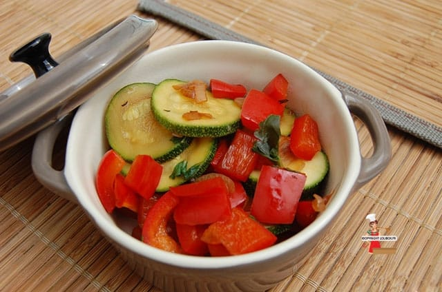 Stir-Fried Summer Vegetables Recipe