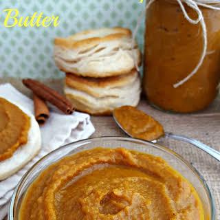 Crock Pot Pumpkin Butter.