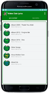 Maher Zain - Song + Lyrics APK Latest Version Download - Free Music
