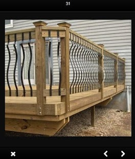 Railing Design Ideas - náhled