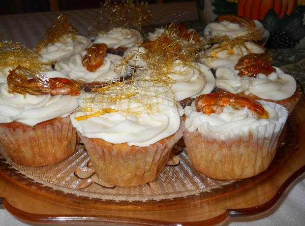 Maple Pecan Cupcakes Recipe