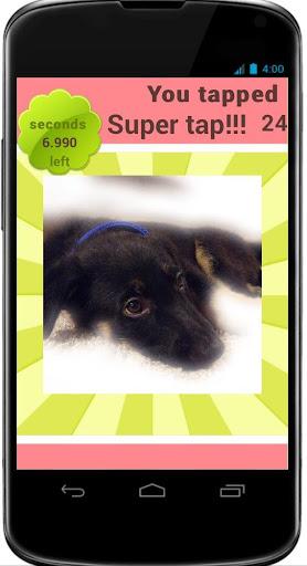 German Shepard Tap- Dog Game screenshot 3