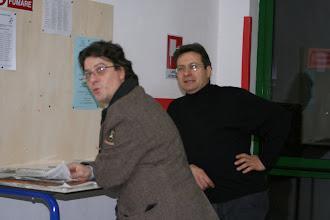 Photo: Carlo Corponi e Mario Guadagnin  (separati alla nascita?)