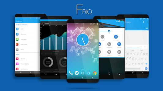 Frio CM12/CM12.1 Theme v3.0
