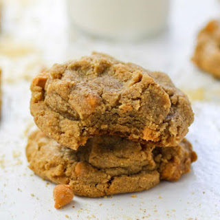 Butterscotch Graham Cookies.