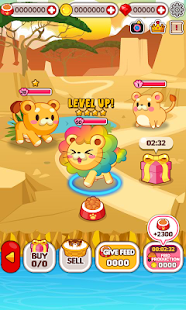 Animal Judy: Lion care screenshot 2
