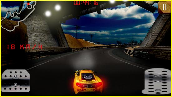 Drag Car 4X4 Race 3D 2016 screenshot