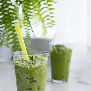 Green Velvet Smoothie.