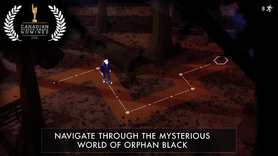 Orphan Black: The Game Apk Download For Android and Iphone 1