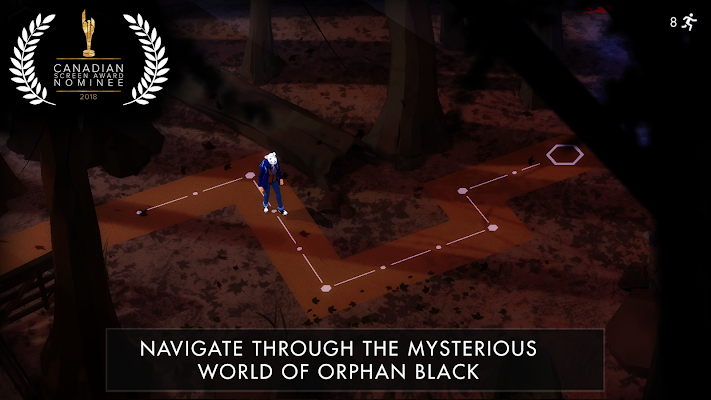 Orphan Black: The Game Screenshot Image