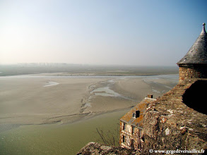 Photo: #019-Le Mont Saint-Michel et sa baie