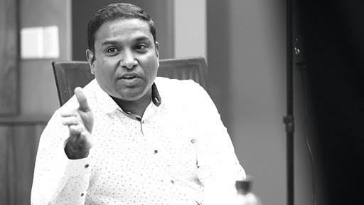 Vino Govender, executive for strategy, mergers and acquisition and innovation, DFA.