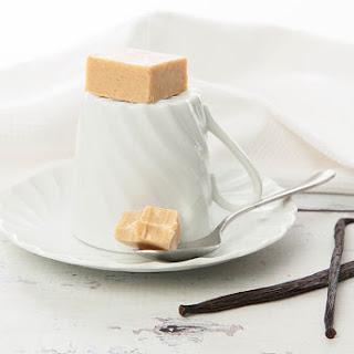 Thermomix Vanilla Fudge.