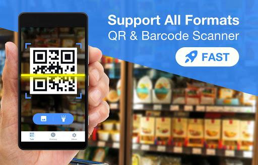 Free QR Scanner - Barcode Scanner, QR Code Reader 2.1.5 1